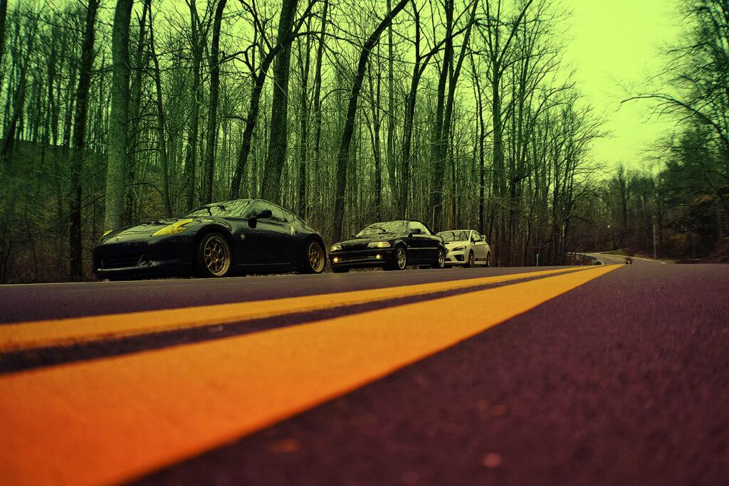 Artistic Automotive Shots VII