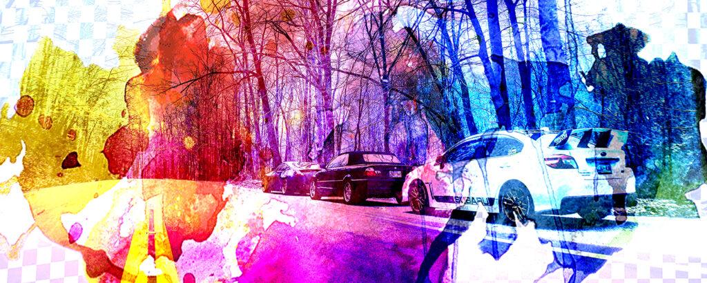 Artistic Automotive Shots VI