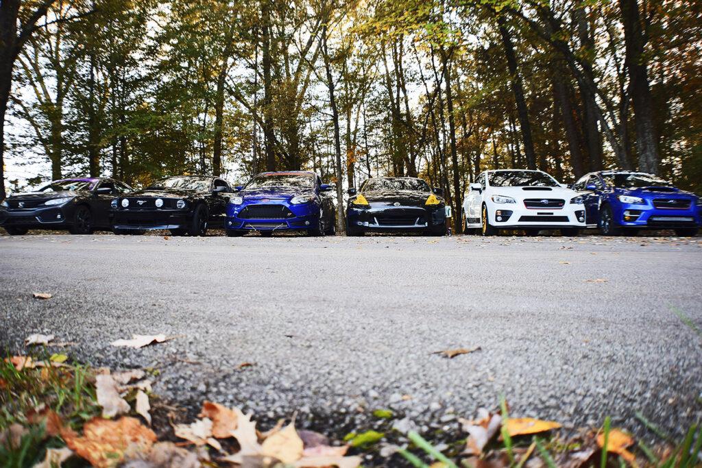 Adept Racing Group Shot II