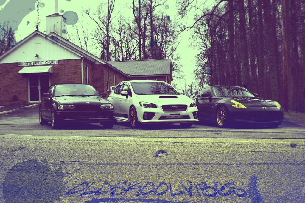 Artistic Automotive Shots VIII