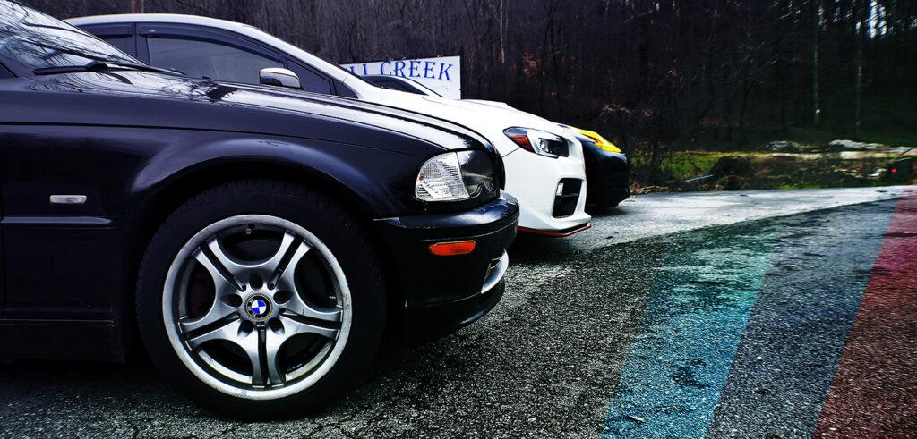 Artistic Automotive Shots IX