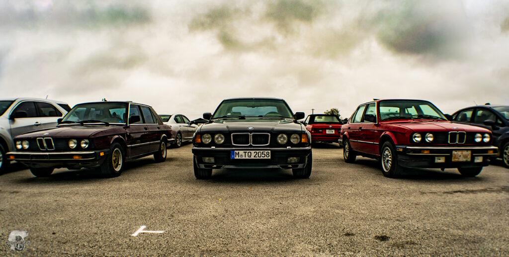 BMW Groupshot