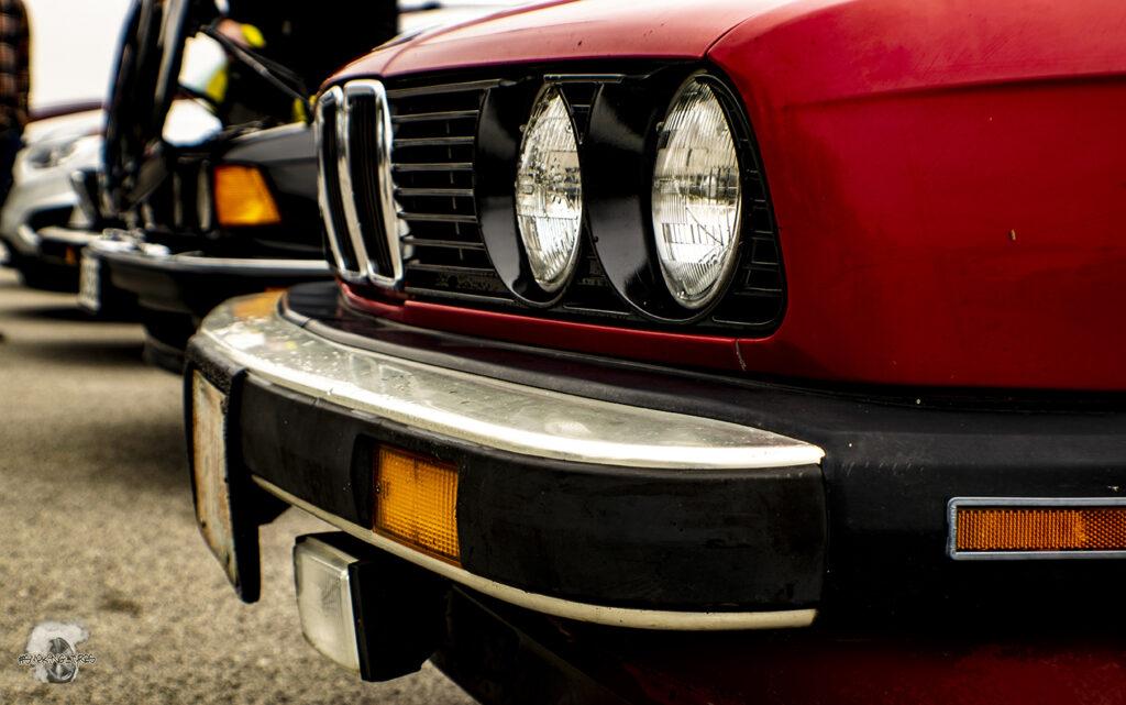 BMW Closeup