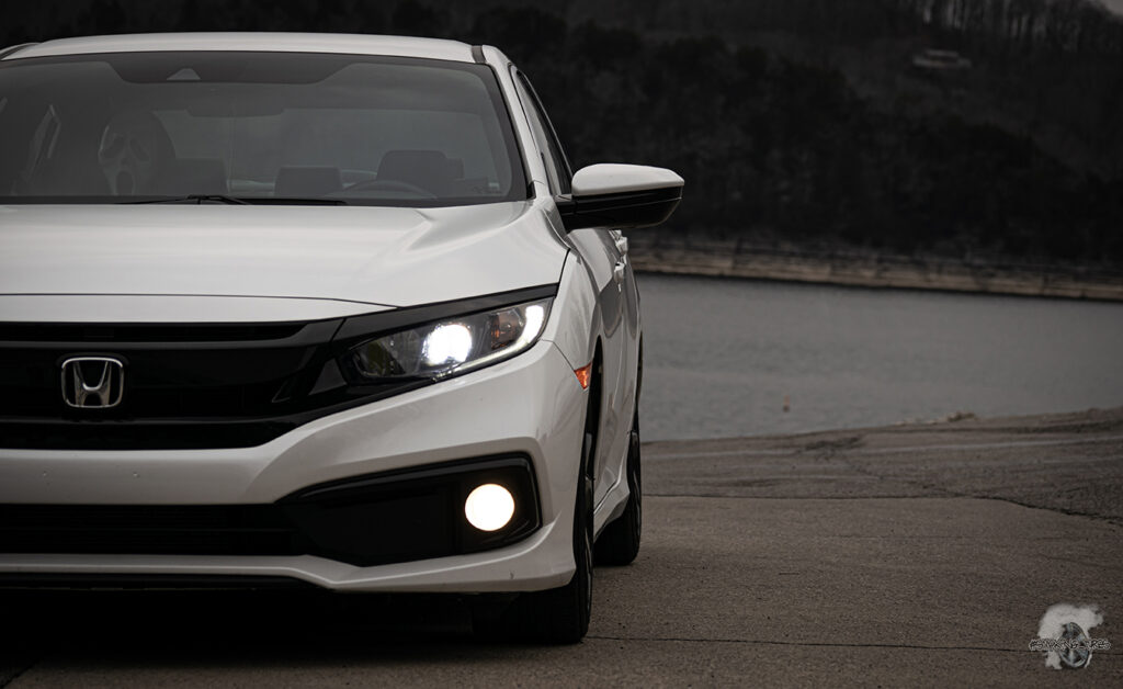 Honda Civic Moody Vibes