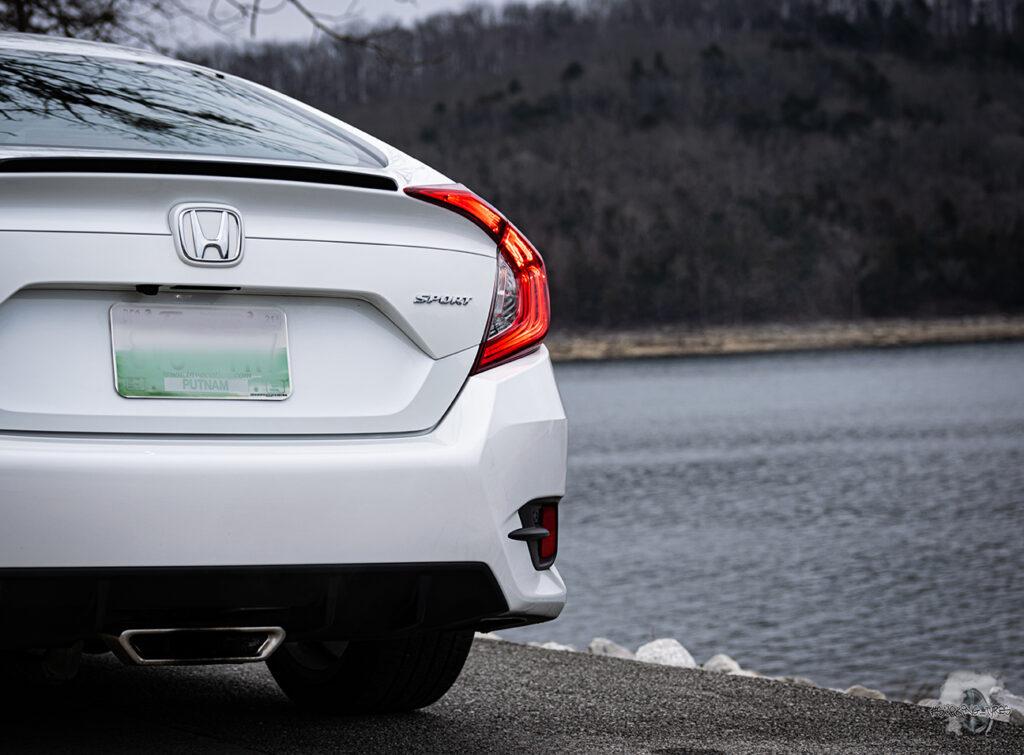 Honda Civic Sport Curves II