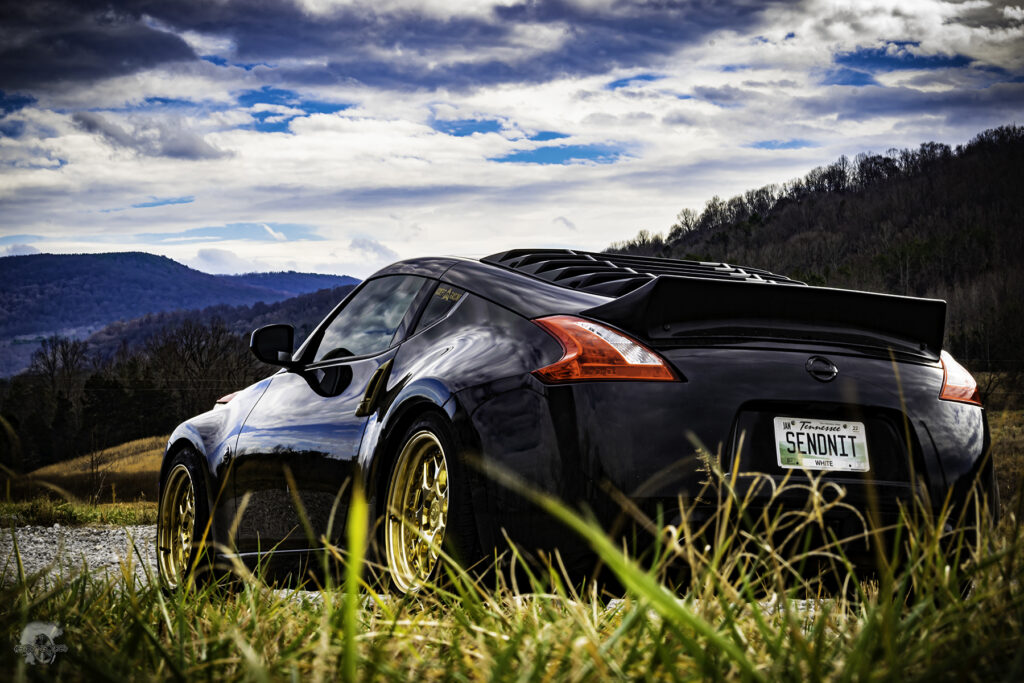 Natural shot with 370z