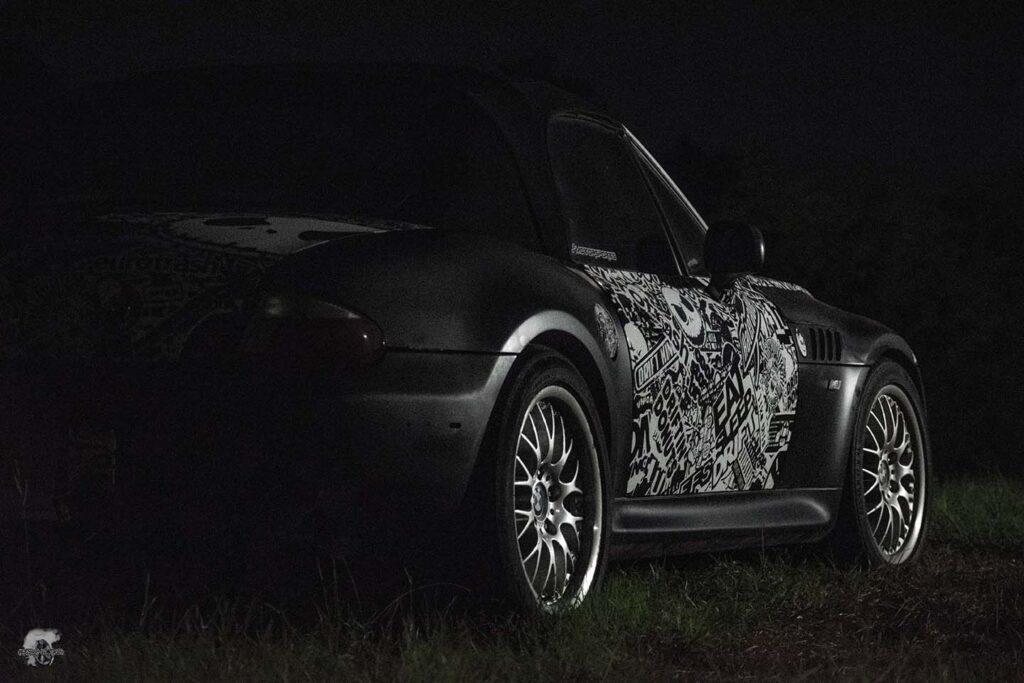 BMW Z3 Driftcar