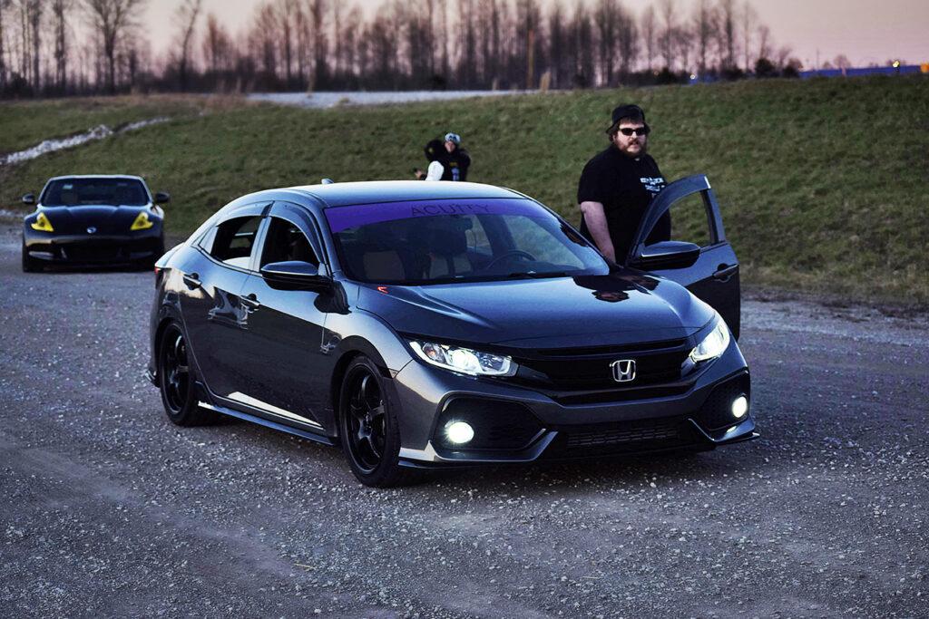 Honda Civic Fk7 w/ Owner